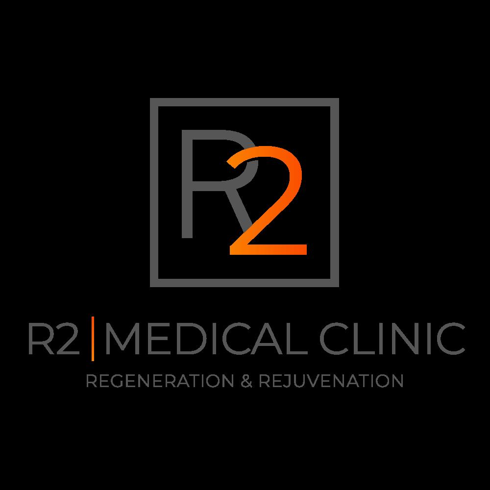 Final R2 Medical Clinic Logo Image Regeneration and Rejuvenation