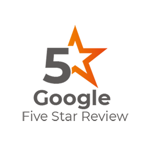 Google Five Star Review